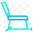 Gym Chair Icon