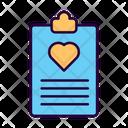 Gym Data Icon