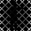 Gym Dumbbells Icon