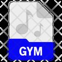 Gym file Icon