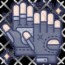 Gym gloves Icon