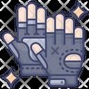 Gloves Exercise Workout Icon