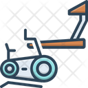 Gym Machinery Icon