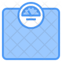 Scale Sport Exercise Icon