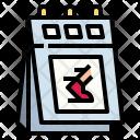 Gym Scheduled Icon