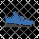 Shoe Gym Exercise Icon