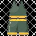 Gym wear Icon