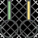 Gymnast Rings Gymnastic Icon