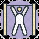 Gymnast Icon