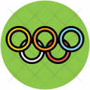 Gymnastic Rings Steady Icon