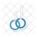 Gymnastic Olympics Ring Icon