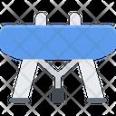 Gymnastic Horse Icon