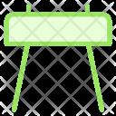 Gymnastic Pommel Horsevault Icon