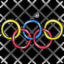 Gymnastic Rings Rings Crossfit Steady Rings Icon