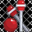 Gymnastics Sport Game Icon