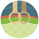Gymnastics Fitness Rope Icon