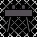 Gymnastics Boards Icon