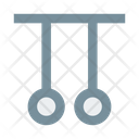 Gymnastics Rings Icon