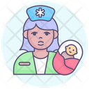 Gynecological Gynecology Doctor Icon