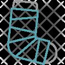 Gypsum Icon