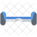 Gyroscooter Transport Machine Icon