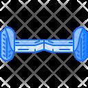 Gyrometer Transport Machine Icon