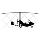 Gyroplane Icon