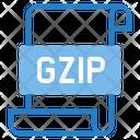 Gzip File Icon
