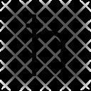 H Alphabet Symbol Icon