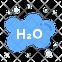 H 2 O Icon