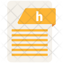 H File Icon