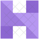 H letter Icon