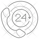 H Support Icon
