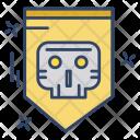 Hack Virus Flag Icon
