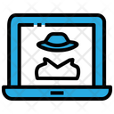 Hacker Hack Hacking Icon