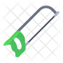 Hack Saw Cutter Icon