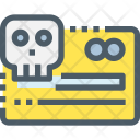 Hack Credit-card Icon