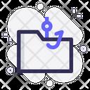 Hack Folder Phishing Hack Icon