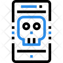 Mobile Phone Hack Icon