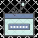 Password Phishing Security Icon
