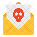 Hacked Mail Icon