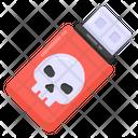 Hacked Usb Icon