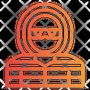 Cyber Criminal Cyber Crime Crime Icon