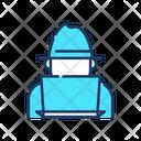 Hacker Computer Hacker Computer Mafia Icon