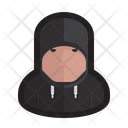 Hacker Security Hacking Icon