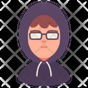 Man Avatar User Icon