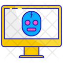 Hacker Computer Technology Icon