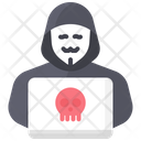 Anonymous Hacker Person Icon