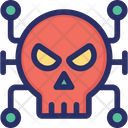 Hacker Malware Virus Icon