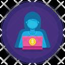 Ihacker Hacker Crime Icon